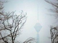 آسمان تهران از شنبه آلوده میشود