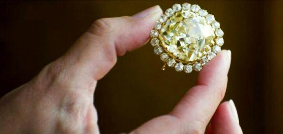 حراج الماس 10 میلیاردی احمدشاه قاجار +عکس
