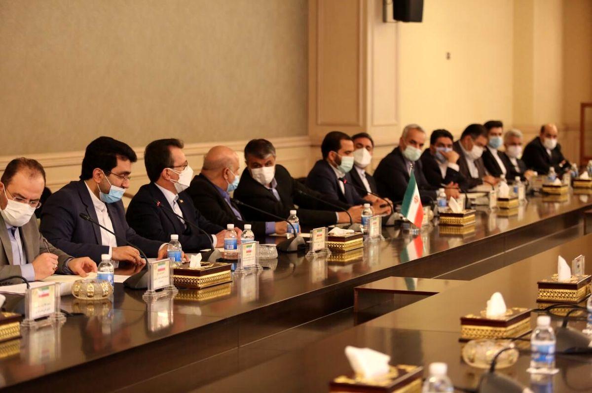 همکاریهای مشترک ایران - عراق در اتصال خطوط راه آهن