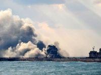 گزارش نهایی سانحه سانچی شنبه اعلام میشود