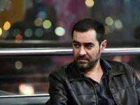 شهاب حسینی شوالیه شد +عکس