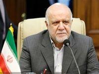 زنگنه: توسعه لایه نفتی را به راحتی به توتال نمیدهیم/ ترانزیت نفت عراق منتفی نشده است