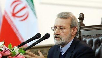 لاریجانی: دولت از نظر اقتصادی فربه است