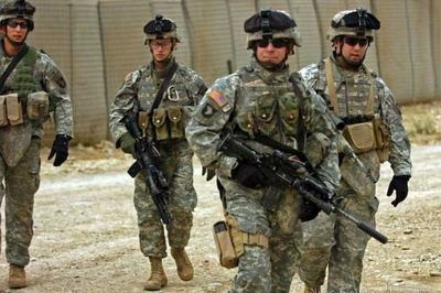 سرباز افغان، نیروهای آمریکایی را به رگبار بست