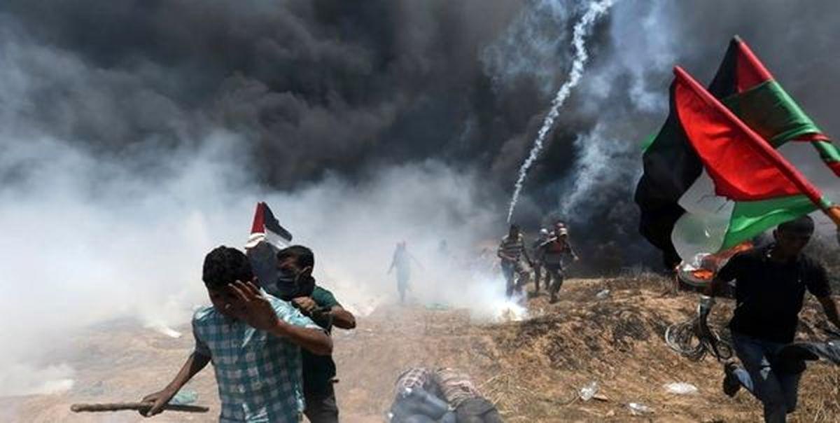 شلیک بین ۵تا ۷راکت از لبنان به سمت فلسطین