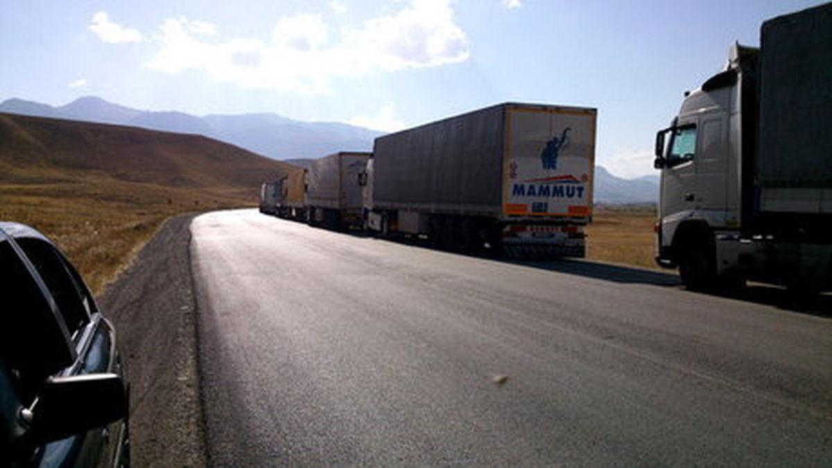 لغو محدودیت تردد کالا در مرز پاکستان