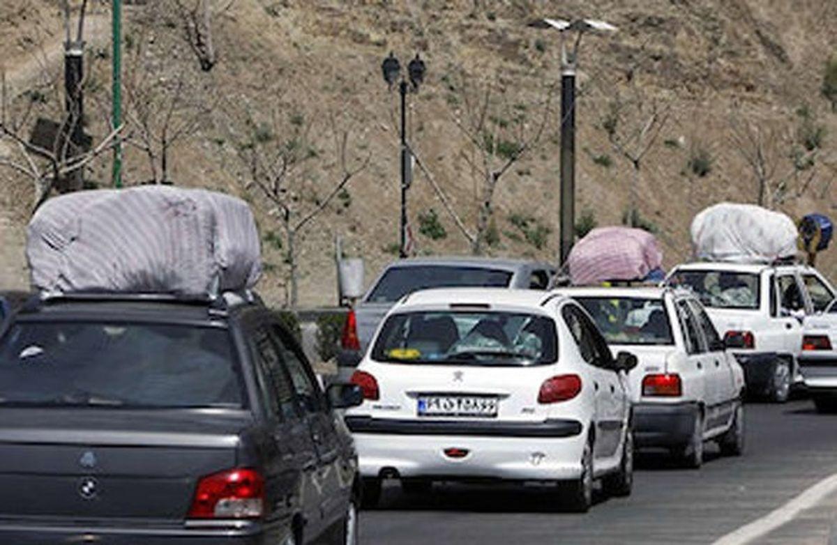 تردد جادهای ۴.۴درصد افزایش یافت