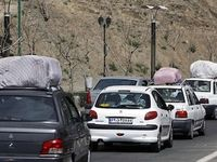 افزایش ۰.۲ درصدی تردد در جادههای کشور