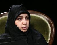 نشست خبری دختر شهید سلیمانی +تصاویر