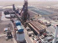 رشد ۱۰درصدی تولید آهن اسفنجی در شرکت فولاد سفیددشت چهارمحال و بختیاری
