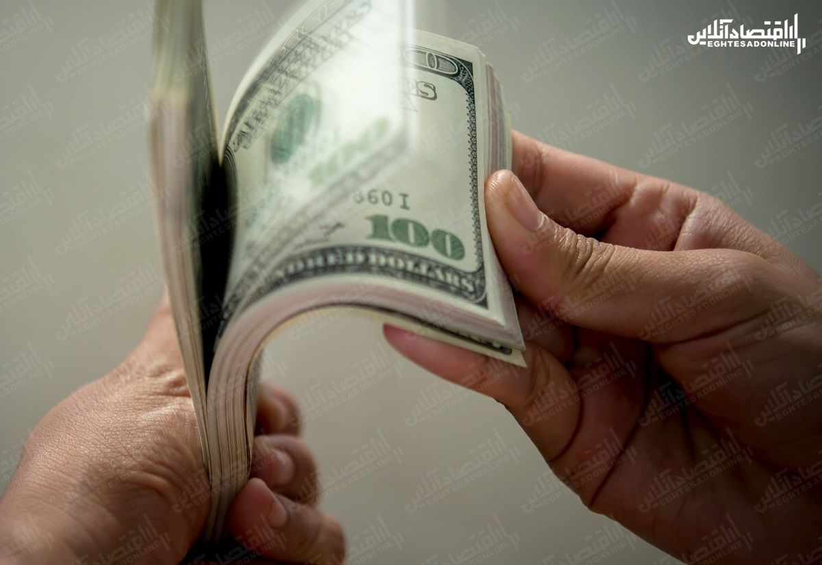 روند نزولی دلار