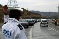 نظارت در مبادی ورودی استانهای قرمز تشدید شد