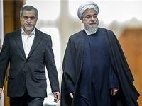 واکنش حسن روحانی به دستگیری حسین فریدون