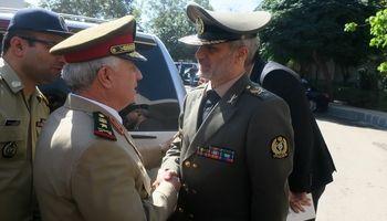 ایران و سوریه سند موافقتنامه همکاری دفاعی امضا کردند