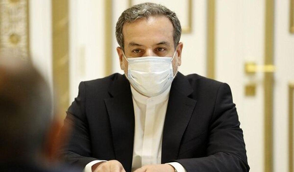 عراقچی: فقط تحریمهای برجامی لغو میشود