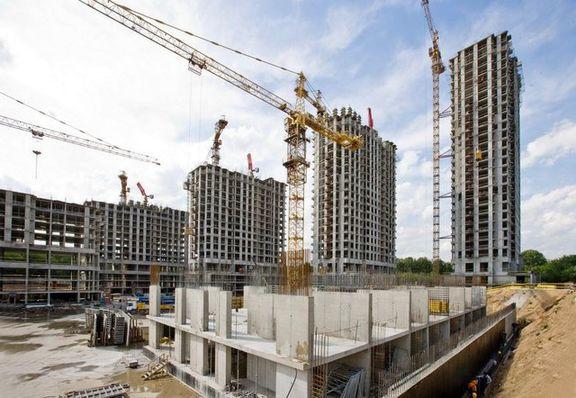 ممنوعیت پیش فروش آپارتمان در روسیه