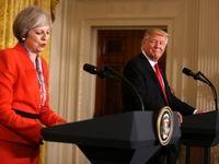 ترامپ، نخست وزیر انگلیس را به باد انتقاد گرفت