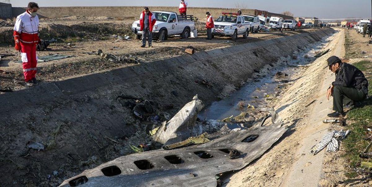 نتایج آخرین بررسیهای هواپیمای اوکراینی