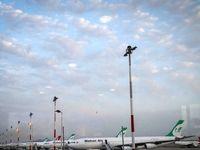 بدرقه اولین کاروان حجاج ایرانی بیتالله الحرام +عکس
