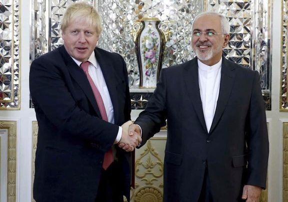 انگلیس: از تحریم آمریکا علیه ظریف حمایت نمیکنیم