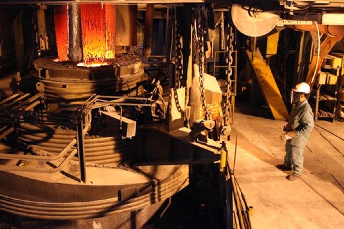 فولاد مبارکه به دنبال جابهجایی رکورد ماهانه آهن اسفنجی است