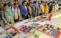 شروع داغ نمایشگاه کتاب تهران در یک روز بهاری