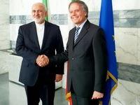 در دیدار ظریف با همتای ایتالیایی چه گذشت؟ +عکس