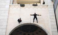 افتتاح نمایشگاه جهانی تجهیزات پلیس در تهران +تصاویر