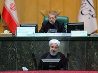 صحبتهای روحانی در مجلس درباره آمریکا +فیلم