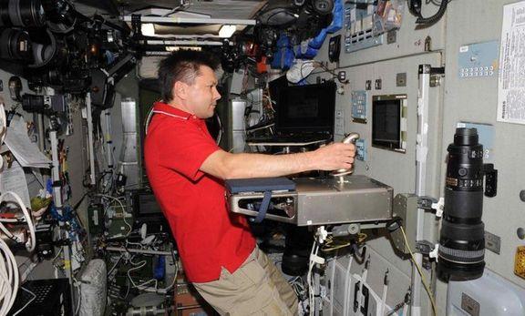 رکورد جدید فضانورد روس در پرواز فضایی +عکس
