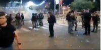 درگیری و جنگ داخلی در شهر اللد فلسطین + فیلم