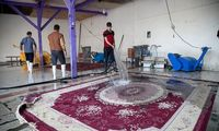 نوروز و رونق قالیشوییها +عکس
