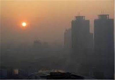 افزایش آلایندههای جوی در شهرهای صنعتی