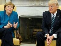 ترامپ با پوتین و مرکل دیدار میکند