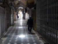 تمامی مراکز و اماکن تجاری در اردبیل تعطیل شدند