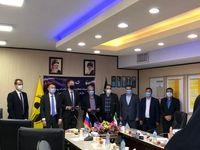 نبئی: همکاریها را در پیجویی، اکتشاف، استخراج و فرآوری افزایش میدهیم/ رییس نمایندگی مرکز صادرات روسیه: آماده صادرات تجهیزات معدنی به ایران هستیم