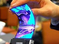 رویای گوشیهای تاشونده به واقعیت تبدیل می شود؟/ رونمایی از محصولات خمیده سامسونگ به سال بعد موکول شد
