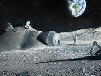 روسیه در ماه خانه میسازد!