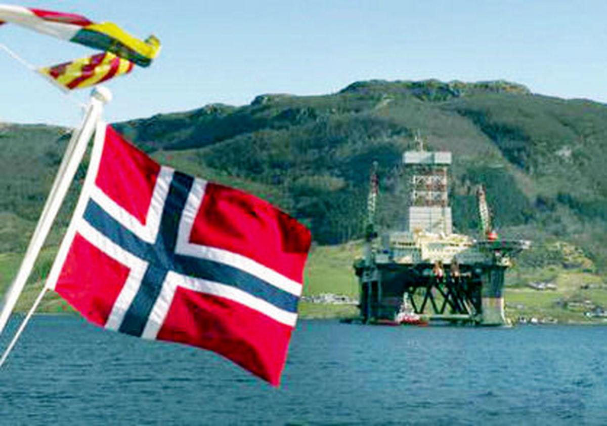 افول ستاره نفت نروژ