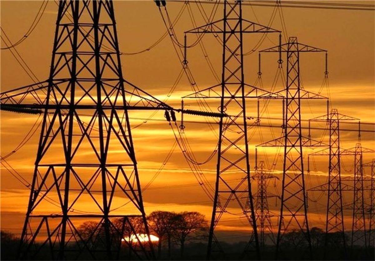 صادرات برق کاهش یافت