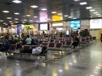 حالوهوای دو فرودگاه بزرگ پایتخت بعد از افزایش قیمتها +تصاویر