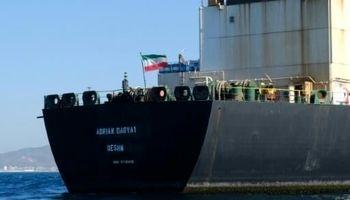 فشار آمریکا به یونان بخاطر کشتی آدریان دریا