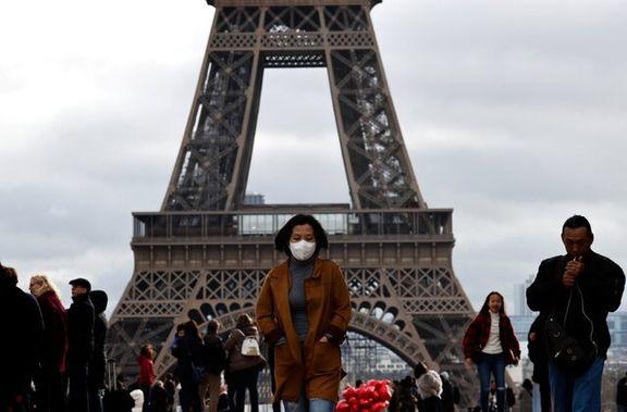 کاهش ۲۷درصدی حجم فعالیتهای اقتصادی فرانسه