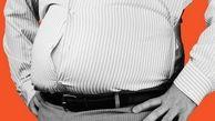 ارزیابی چاقی افراد از فضا
