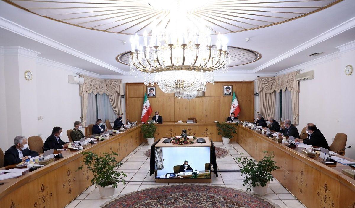 جلسه فوق العاده هیات دولت برای بررسی لایحه بودجه برگزار شد