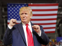 جمعآوری پول کمپین ترامپ برای چالشهای حقوقی احتمالی