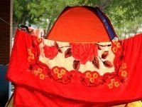 مرگ تلخ پدر و پسر در چادر مسافرتی
