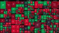 نمای بورس امروز در پایان نیمه اول معاملات/ حقیقیها به بازار پشت کردند