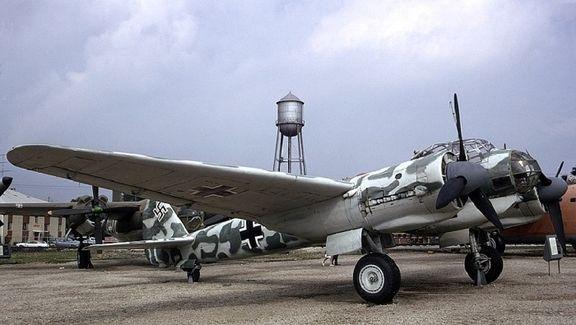 هواپیمایی که 640000تن بمباران داشته است! +تصاویر