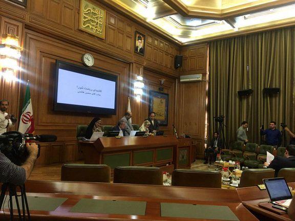 ترکیب اعضای کمیسیونهای شورا بدون تغییر ماند